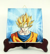 Son Goku Dragon Ball Z Ceramic Tile NEW COLLECTION 2014 Anime Manga Japan Mod 1