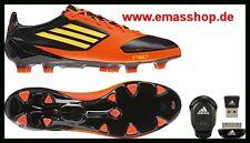 Adidas F50 Adizero TRX FG miCoach Bundle (Syn) Gr.UK-4,5 schwarz L44703