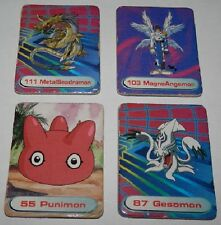 LOTE TAZOS DIGIMON