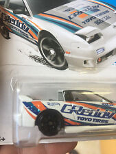 1/64 Hot wheels 96 Nissan 180SX Type X White Error Missing back window