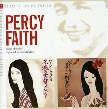 Percy Faith - Koga Melodies / Ryoichi Hatori Melodies [New CD] Percy Faith - Kog