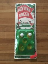 Vintage Toy PUTTING GREEN Golf Game No. 627 by Empire Rare Find Unused