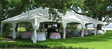 """30'x60' Commercial """"Tension Top"""" Frame tent, complete Party Event George Maser"""
