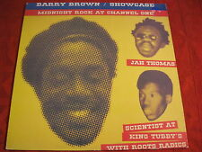 LP Reggae Dub BARRY BROWN Showcase prod. by Jah Thomas ABRAHAM
