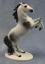 Pferdefigur pferd Porzellan Rosenthal  1975,perfekt