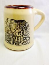 Holt-Howard Best Virginia Tobacco Mug Stein Colonial Trading Ship Tobacciana