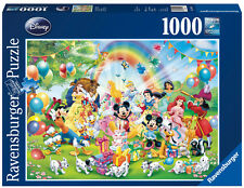 19019 RAVENSBURGER DISNEY MICKEY'S BIRTHDAY 1000PC [ADULT JIGSAW PUZZLE]