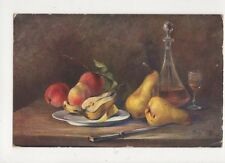 For Dessert Mary Golay 1908 Tuck Postcard 587a
