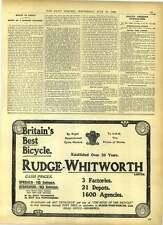 1902 STORIA DI UN CINESE spremere il transito Duty col