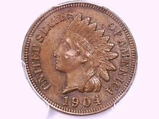 1904 Indian Head Cent Pcgs Ms 63 Bn 80472763