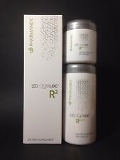 Nu Skin Pharmanex ageLOC R2,  Day and Night, 1 Month Supply, Exp  08/18