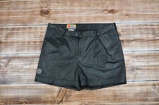 Fjallraven Men Leather Shorts Size XL, Genuine