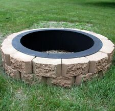 "DIY 27"" Heavy Duty Fire Pit Rim from Sunnydaze"