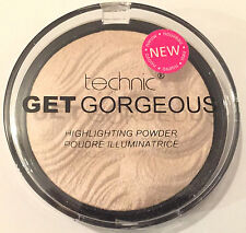 Technic Get Gorgeous Face Highligher Shimmering Powder