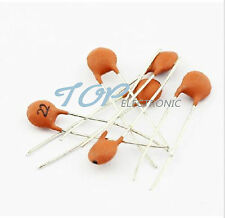 100PCS Ceramic Capacitor DIP 22pf 50V 22 NEW