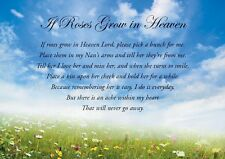 Memorial Bereavement Card to remember a special Nan on Mother's Day