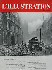 L'Illustration°5112- 1941 - Le Zoo de Vincennes - Jean Godard - Le Lait / Pain