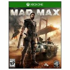 NEW - Mad Max - Xbox One