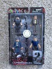 The Expendables Minimates Movie TRU Box Set CHEAP Worldwide Shipping