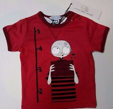 BNWT Beautiful Designer Little MARC JACOBS Boys S/S Top 6 Months