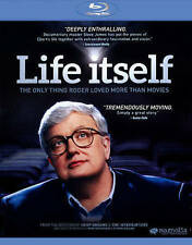 Life Itself Blu-ray Disc, 2015  about Roger Ebert  BRAND NEW
