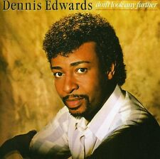 Don't Look Any Further - Dennis Edwards (2011, CD NEUF)