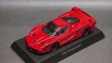 Kyosho 1/64 Ferrari collection 11 FXX Evoluzione Red and Black  new