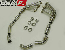 OBX Performance Exhaust Header Fits 992 thru 1997 Corvette 5.7L C4 LT1 LT4 Chevy