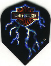 Harley-Davidson Lightning Strike Dart Flights: 3 per set