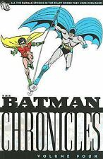 Batman Chronicles, Vol. 4 (TP) Bill Finger & Bob Kane &
