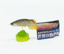 Marmit Miniature Tropical Fish Collectible Secret Figure - Golden Arowana #12