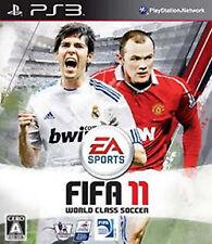 FIFA 11: World Class Soccer (Sony PlayStation 3, 2010) -