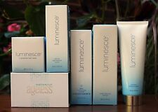 JEUNESSE LUMINESCE KIT OF 6: SERUM DAY NIGHT CLEANSER MASQUE + INSTANTLY AGELESS
