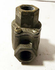 1 USED HUMPHREY QE3 QUICK EXHAUST VALVE