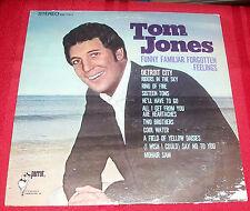 Tom Jones Funny Familiar Forgotten Feelings LP 33 PAS 71011 Parrot Country 1967