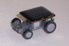 GO BUGGY SOLAR POWERED MINI RACE CAR GADGET TOOL SUN POWER GRAY BLACK