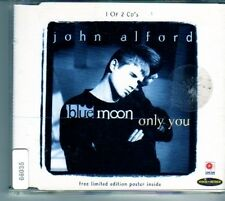 (DO242) John Alford, Blue Moon/Only You - 1996 CD