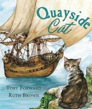The Quayside Cat (Andersen Press Picture Books)-ExLibrary