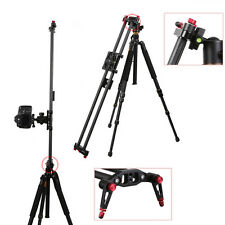 "32""/80cm DSLR Camera Track Slider Rail Slider Video Carbon Fiber Stabilization"