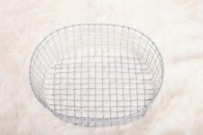 Newborn Baby Metal Basket Photography Studio Photo Prop