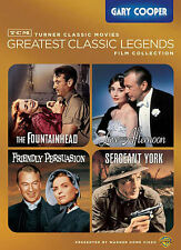 TCM Greatest Classic Legends Film Collection: Gary Cooper (DVD, 2013, 5-Disc...