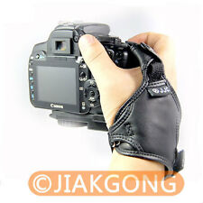 JJC Leather Hand Strap Grip for NIKON AH-4 D7000 D5200 D5100 D3200 D800 D600