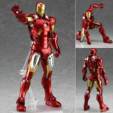 The Avengers Marvel 217 Iron Man Mark 7 PVC Action Figure Collection Gift Toy
