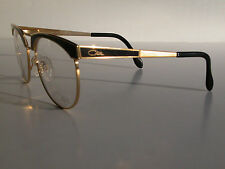 Cazal Vintage Eyeglasses - NOS - Model 741 - Col. 97/ 067 - Gold & Marble Brown