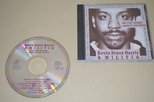 Kevin Bruce Harris & Militia - And They Walked Amongst The People / TIPTOE 1989