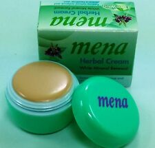 MENA NATURAL WHITE PEARL CREAM WHITENING 3 G. X 12