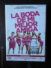 DVD LA BODA DE MI MEJOR AMIGA - EDICION DE ALQUILER