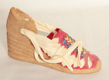 JUST THE RIGHT SHOE NEW ESPADRILLE PACHA 25328  MINIATURE COLLECTABLES