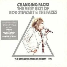 Rod Stewart & The Faces - Changing Faces (The Very Best Of '  2 X CD)