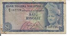 MALAYSIA, 1 RINGGIT, ND